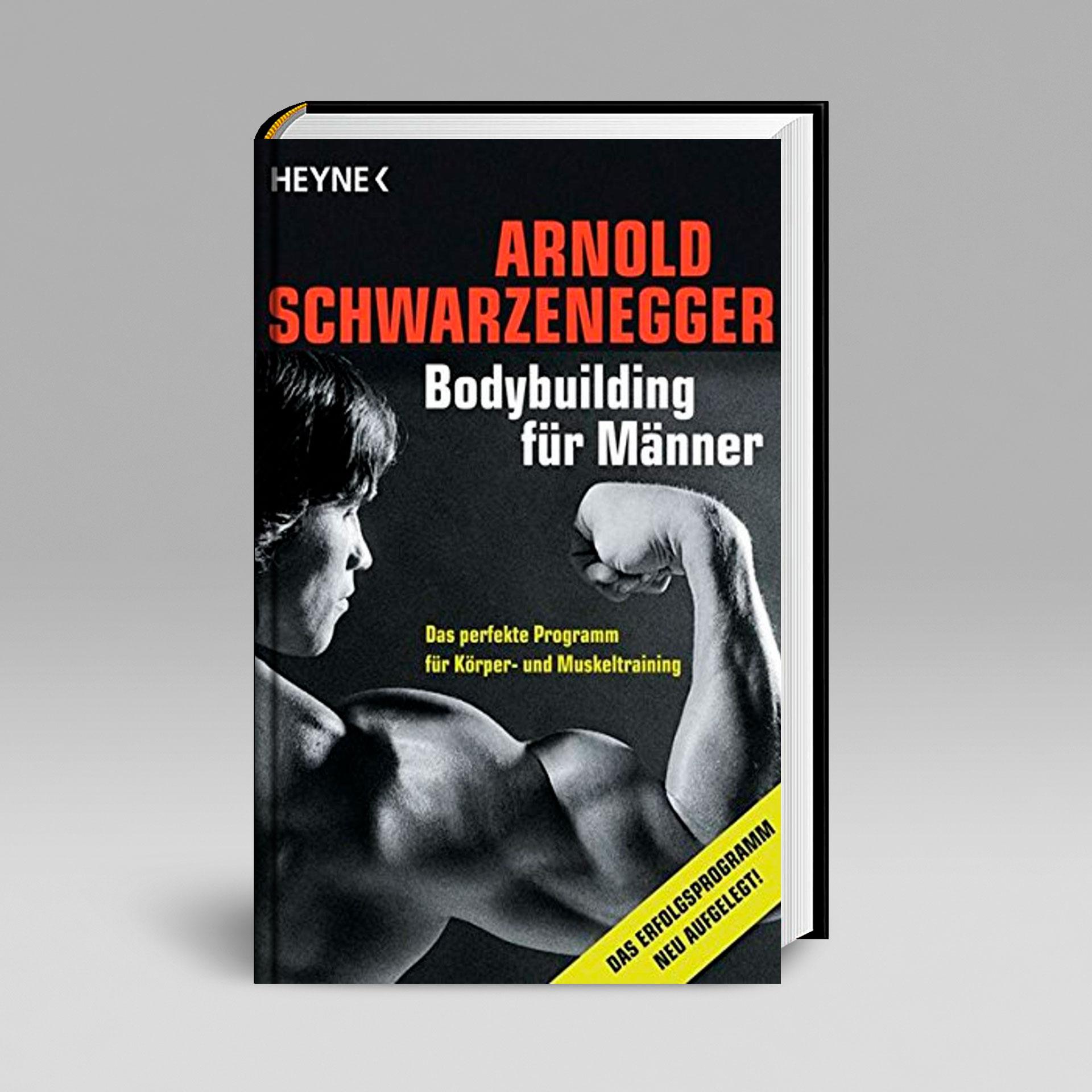 buch bodybuilding f r m nner arnold schwarzenegger museum. Black Bedroom Furniture Sets. Home Design Ideas